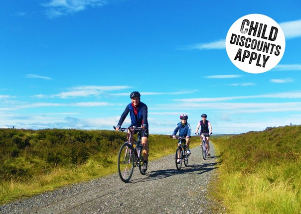 UK - C2C - Coast to Coast 5 Days Cycling - Self-Guided Family Cycling Holiday Image