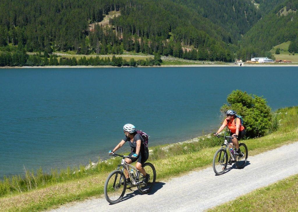 glorenza-italy-la-via-claudia-self-guided-family-cycling-holiday.jpg - Italy - La Via Claudia - Self-Guided Family Cycling Holiday - Family Cycling