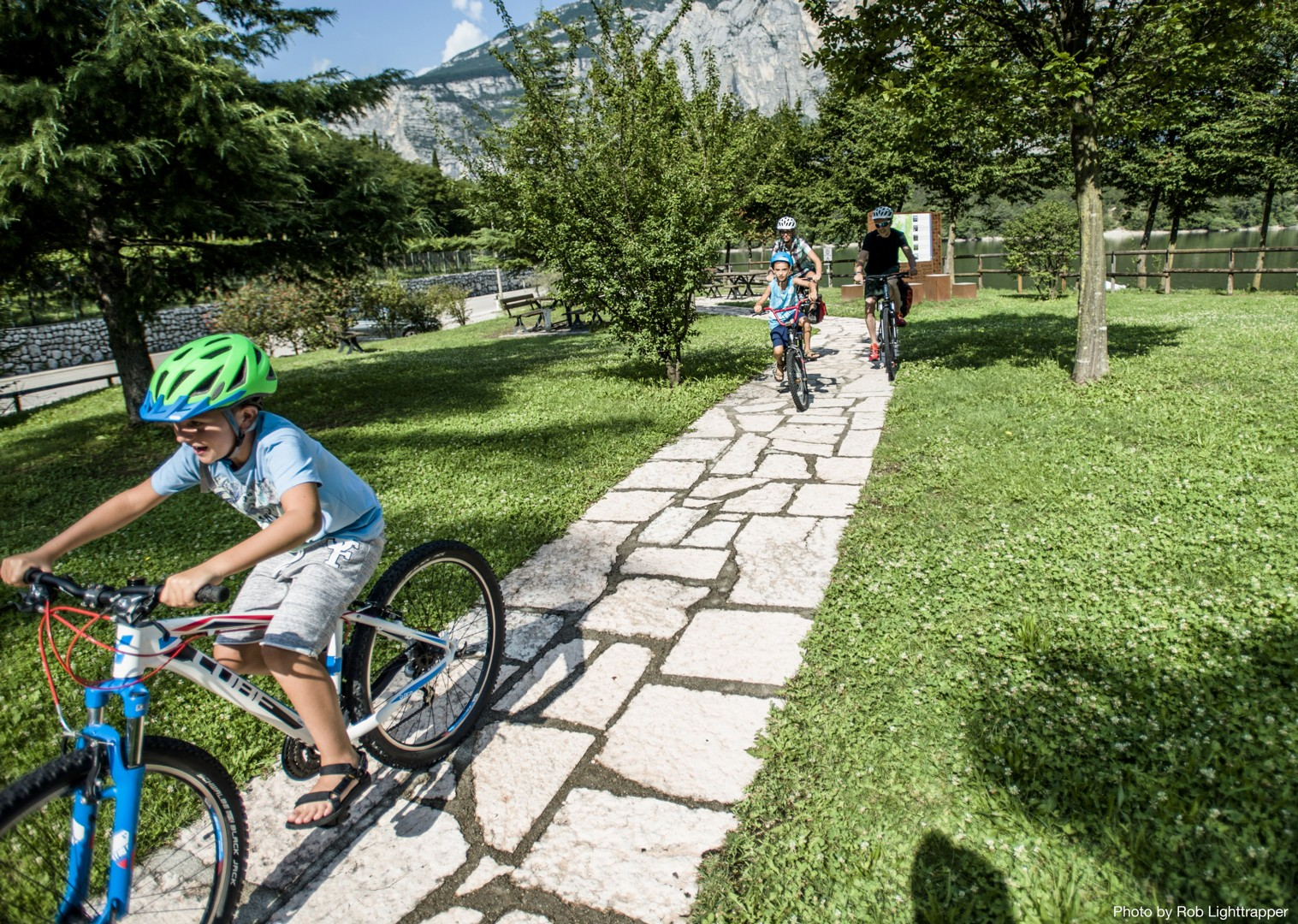 lake-garda-family-cycling-holiday-in-italy-la-via-claudia.jpg - Italy - La Via Claudia - Self-Guided Family Cycling Holiday - Family Cycling