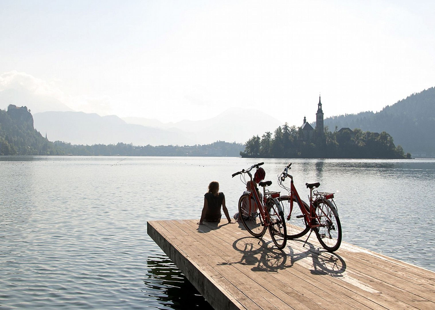 lake-bled-slovenia-family-cycling-holiday.jpg - Slovenia - Magical Lake Bled - Self-Guided Family Cycling Holiday - Family Cycling