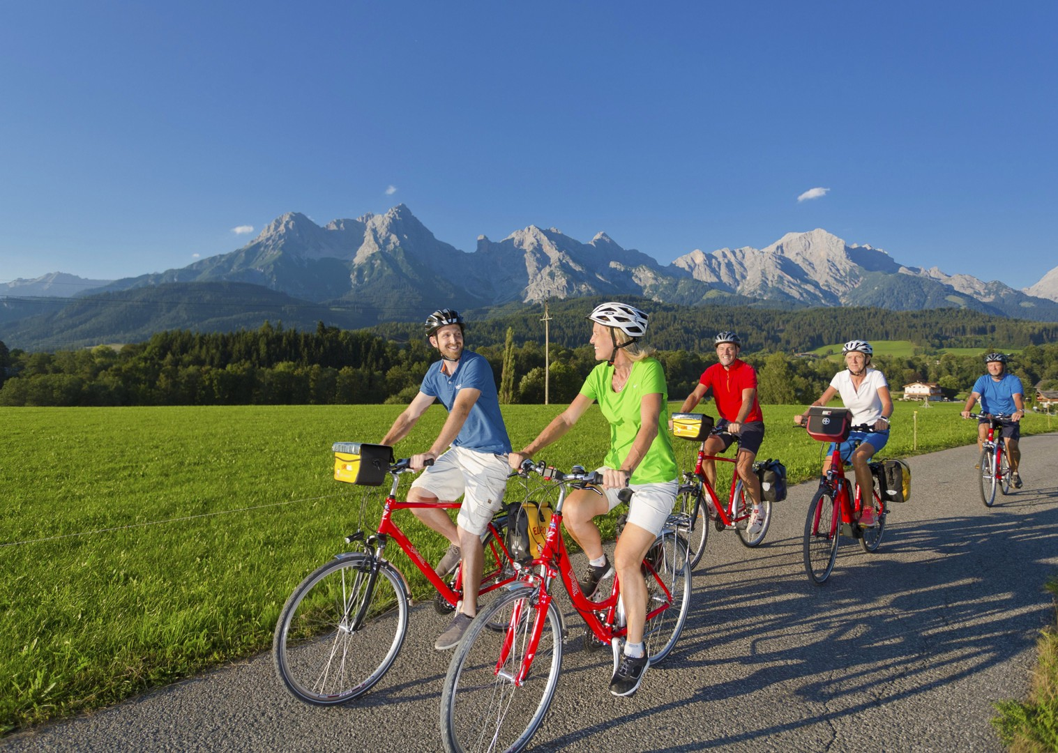 europe-austria--family-cycling-holiday-saddle-skedaddle.jpg - Austria - Tauern Valleys - Self-Guided Family Cycling Holiday - Family Cycling
