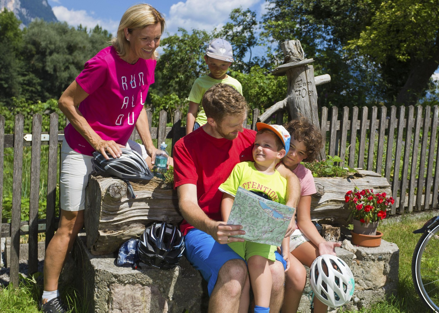 family-good-times-austria-holiday-cycling-skedaddle.jpg - Austria - Tauern Valleys - Self-Guided Family Cycling Holiday - Family Cycling