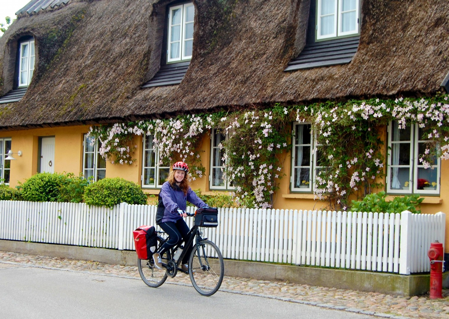 traditional-danish-houses-denmark-family-holiday.jpg - Denmark - Zooming Through Zealand - Self-Guided Family Cycling Holiday - Family Cycling