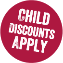 Child Discount Applies